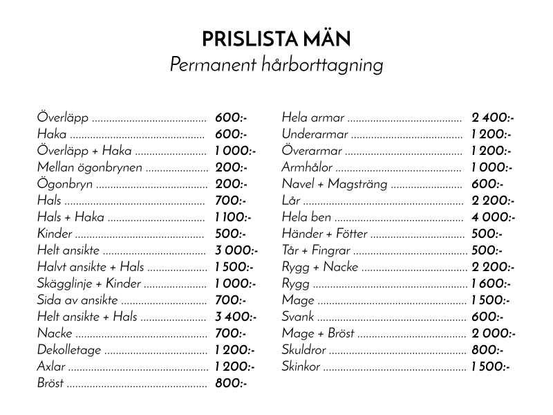 priser-man